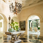 Spanish Colonial - Beverly Residence