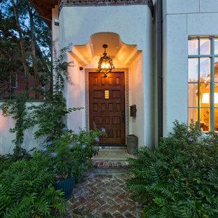 Spanish Colonial Custom New Home,  River Oaks