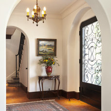 Mediterranean Entry by Astleford Interiors, Inc.