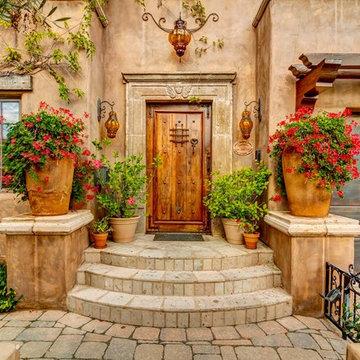 Spanish Colonial | Soledad Mountain Rd, La Jolla