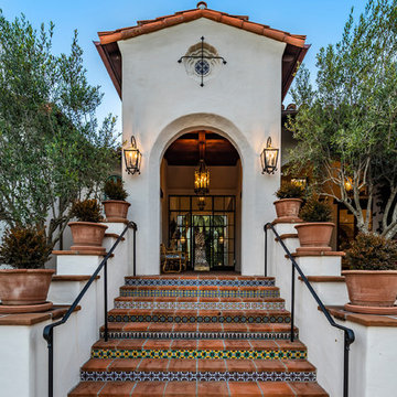 Spanish Colonial Whole House Renovation