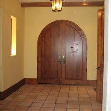 Mediterranean Entry by Via Builders Inc