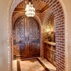 Mediterranean Entry by Professional Design Consultants