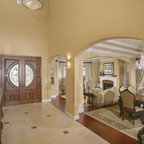 Majestic Entryway Traditional Entry Albuquerque By