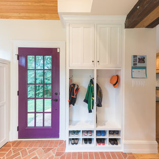 Spring Ave Mudroom