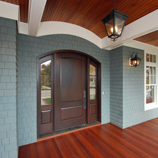 Traditional Entry by The Architect's Studio - Mark A. Pavliv, AIA