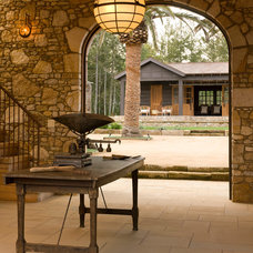 mediterranean entry by Centric General Contractors