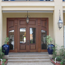 Traditional Front Doors by Doors by Decora