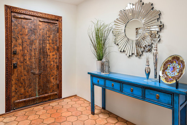 Eclectic Entry by NDC Homes, Inc.