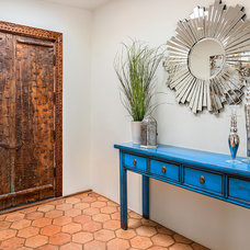 Midcentury Entry by House & Homes Palm Springs Home Staging