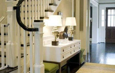 Make the Most of Your Entryway