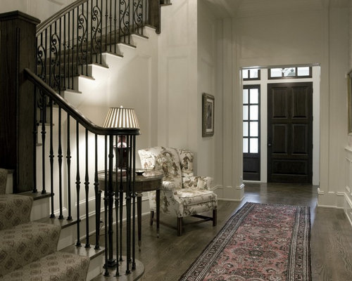 Front Foyer With Stairs : Foyer with stairs houzz