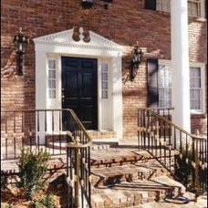 Traditional Entry by Heritage Cast Iron USA