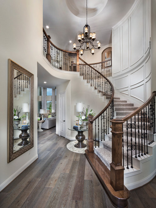 Traditional Foyer Questions : Traditional houston entryway design ideas remodels photos
