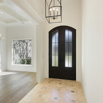 Stately Traditional Meets Modern Living