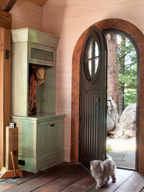 Best Slab Front Cabinet Doors Design Ideas & Remodel Pictures | Houzz