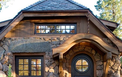 Discover a Hobbit House Fit for Bilbo Baggins