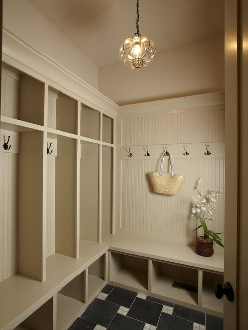 Mudroom locker ideas home design ideas pictures remodel Hallway lockers for home