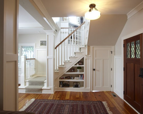 Door under stairs ideas pictures remodel and decor for Door under stairs