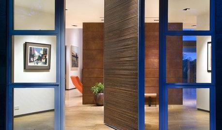 Insolite : 11 incroyables portes d'entrée s'ouvrent à vous