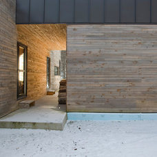 Contemporary Entry by Bluetime Collaborative