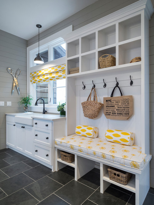 Houzz Front Foyer : Transitional entryway design ideas remodels photos