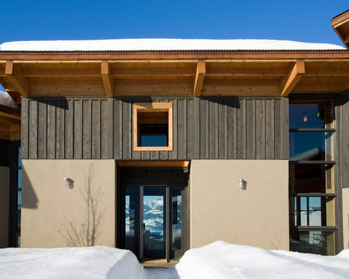 Stucco Board And Batten Houzz