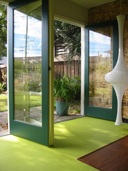 Green Floor | Houzz