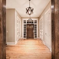 Contemporary Entry by Veranda Estate Homes & Interiors