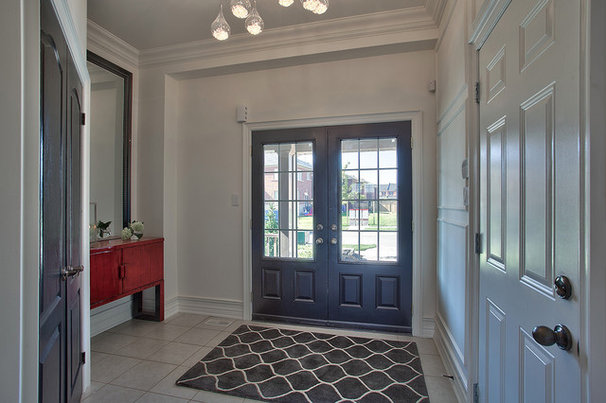 Contemporary Entry by Darlene E Shaw Interior Concepts