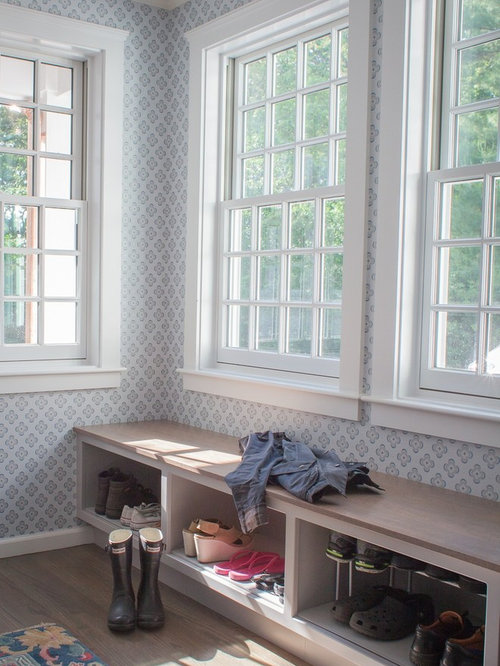 Serena Lily Wallpaper Design Ideas & Remodel Pictures   Houzz