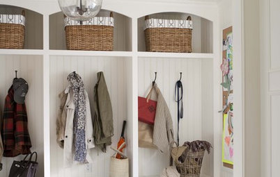 Houzzers Say: Entryway, Mudroom and Laundry Room Wish List