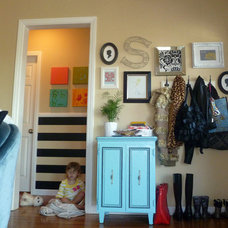 Eclectic Entry summer