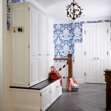 Traditional Entry by Jules Duffy Designs