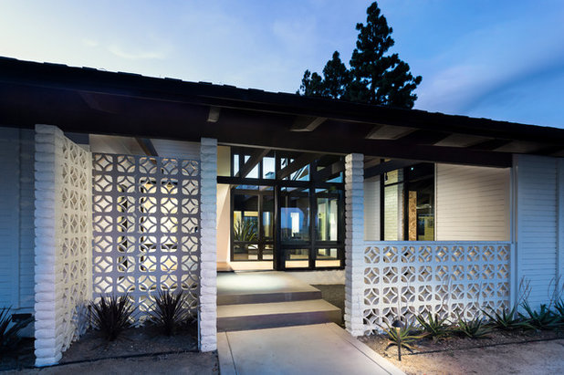 Midcentury Entry by Hsu McCullough