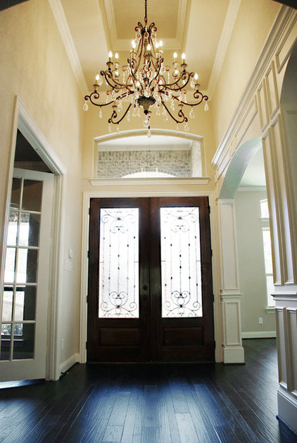 Traditional Entry by Greenbrook Homes