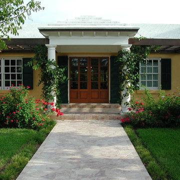 Sunrise House Entry