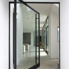 Modern Entry by Allen Bianchi