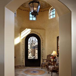 Example of a tuscan vestibule design in Phoenix