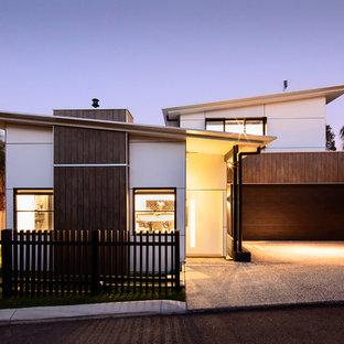 Moderner Eingang in Perth