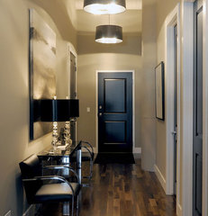 contemporary entry by Atmosphere Interior Design Inc.