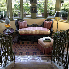 Mediterranean Entry by Peggy Braswell