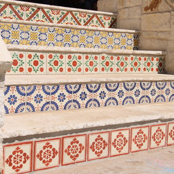National Company offers Talavera Tile in 6x6 - Reeso Tiles is a national company and we can ship anywhere in the U.S.