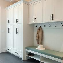 Mudd Cabinets