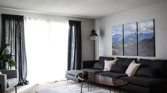 Tall Tree Road Transitional Home Decoration