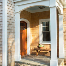 Traditional Entry by Sam Sherman Associates, LLC