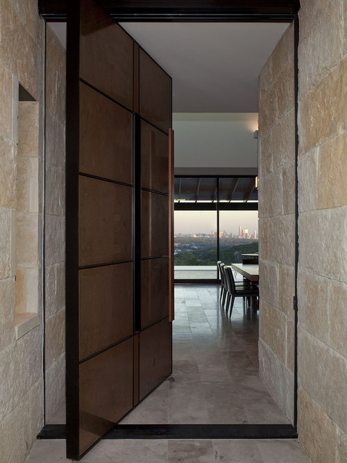 Contemporary Front Doors Ideas Pictures Remodel And Decor