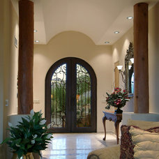 Southwestern Entry by Soloway Designs Inc | Architecture + Interiors