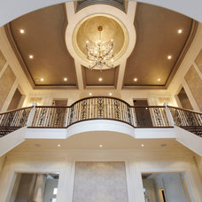 Traditional Entry by Parkyn Design
