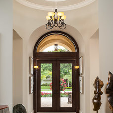 Mediterranean Entry by Howard Torn Construction